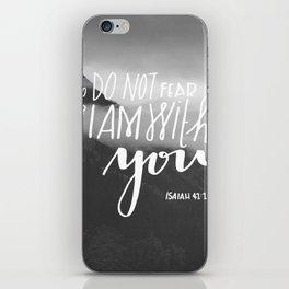 No Fear iPhone Skin