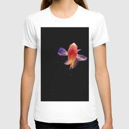 Sara's little red fish T-shirt
