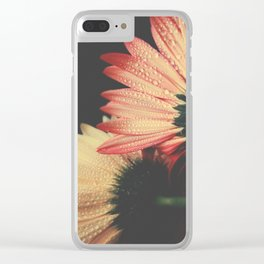 flowers III Clear iPhone Case