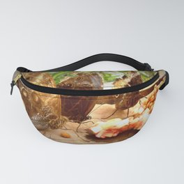 Butterfly Picnic Fanny Pack