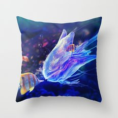 The Mimic Throw Pillow