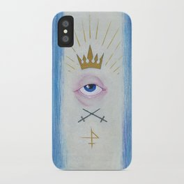 Illuminati : Gaze of Protection iPhone Case