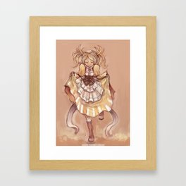 Strangeness and Charm (Lissa, Fire Emblem Awakening) Framed Art Print