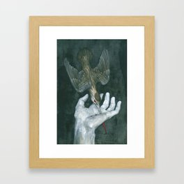 Dream Bird Framed Art Print