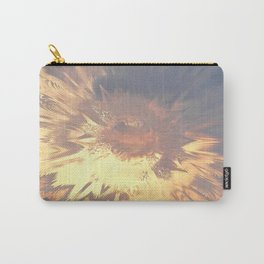 Sunset mandala explosion Carry-All Pouch