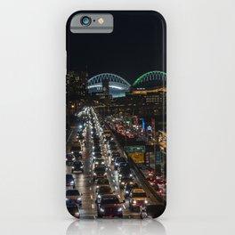 Alaska Way Viaduct iPhone Case