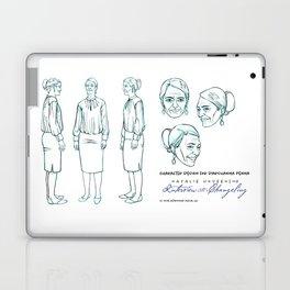 Darshanna Penna Character Design I Laptop & iPad Skin