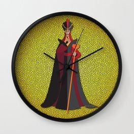 Origami Villain- Vile Betrayer Wall Clock