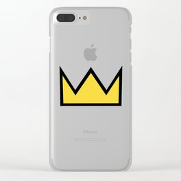 Riverdale - Bughead, Betty Cooper Crown Clear iPhone Case