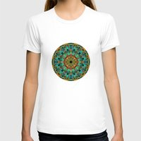 kaleidoscope T-shirts featuring Kaleidoscope by Klara Acel