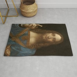 Price Slashed on 450M Leonardo da Vinci Salvator Mundi Rug