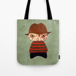 A Boy - Freddy Krueger Tote Bag