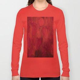 Shades of Lilac Long Sleeve T-shirt