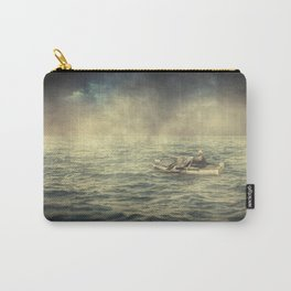 Old man and the sea Carry-All Pouch