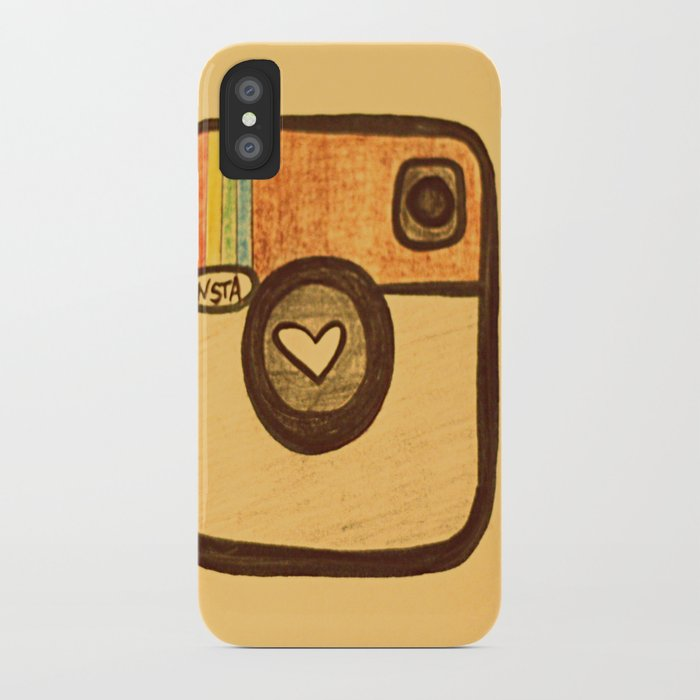 For Instagram Lovers ;) iPhone Case