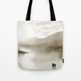 Sepia Light Tote Bag