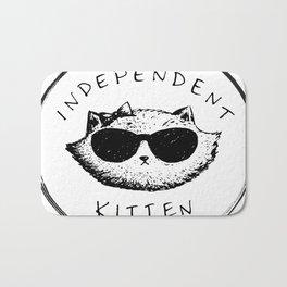 Independent Kitten Bath Mat