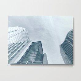 Buildings 1 Metal Print