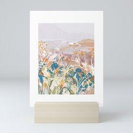 Clover sands Mini Art Print