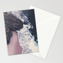 sea of love Stationery Cards