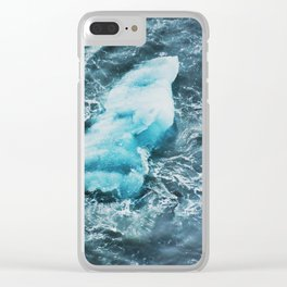 Iceburg Clear iPhone Case