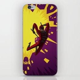 Daredevil Jump iPhone Skin
