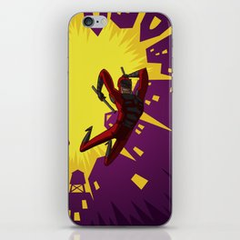 Daredevil Jump iPhone Skin