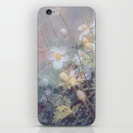 Dreaming of Anemones iPhone Skin