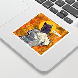 Divine Dog -- Shar Pei Sticker
