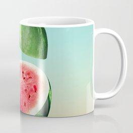 Watermelon Vignette Coffee Mug