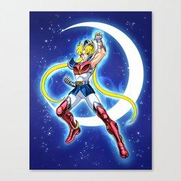 Caballero de la Luna Canvas Print