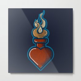 Have Heart Metal Print