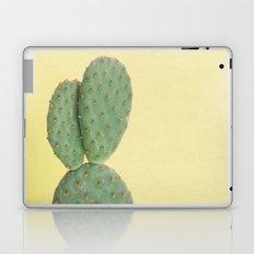 Yellow Cactus Laptop & iPad Skin
