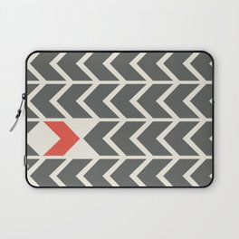 All backfroward - You frontward Laptop Sleeve