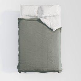 Behr Village Green (Greenish Dark Gray) N410-5 Solid Color Comforters