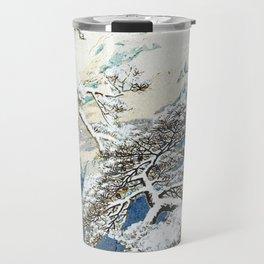 The Snows at Kenn Travel Mug