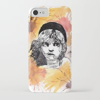 les miserables iPhone & iPod Cases featuring Les Miserables by Taylor Starnes