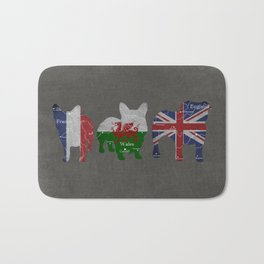 Worldly Dogs Bath Mat