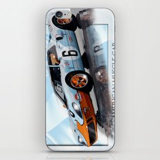 Ford GT40 1968 iPhone & iPod Skin