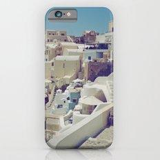 Streets of Santorini II Slim Case iPhone 6s