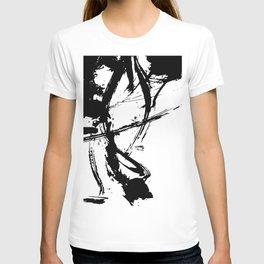 Brushstrokes No.16A by Kathy Morton Stanion T-shirt