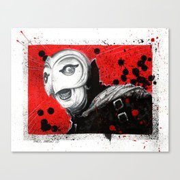 Phantom of the Paradise Canvas Print