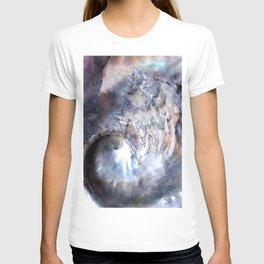 Shell Abstract T-shirt