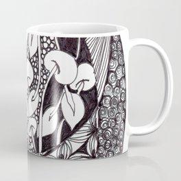 Zen Doodle Graphics zz17 Coffee Mug