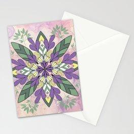 Colorful Mandala Stationery Cards
