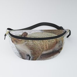 Squirreling Around Fanny Pack