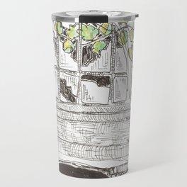 city detail Travel Mug