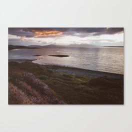 Ganavan Bay - Landscape and Nature Photography Canvas Print