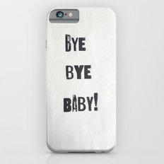 Letterpress iPhone 6s Slim Case