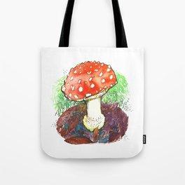 The Perfect Mushroom Tote Bag